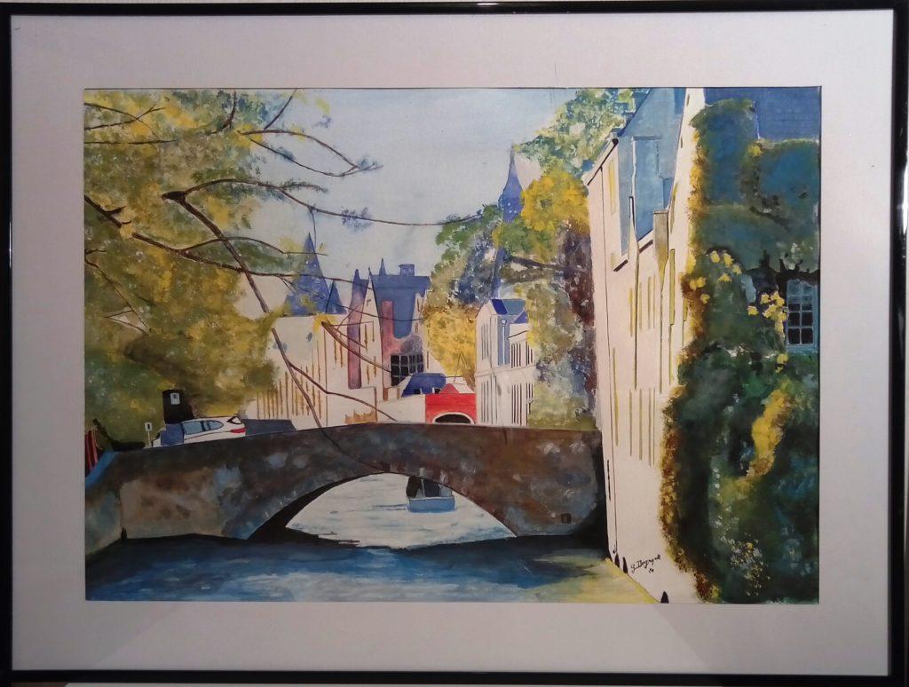 Bruges par Guy Degryck